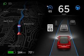 升级自动驾驶相关功能 特斯拉Autopilot系统再优化