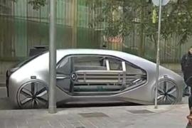 这是个什么机器?雷诺纯电动概念车谍照
