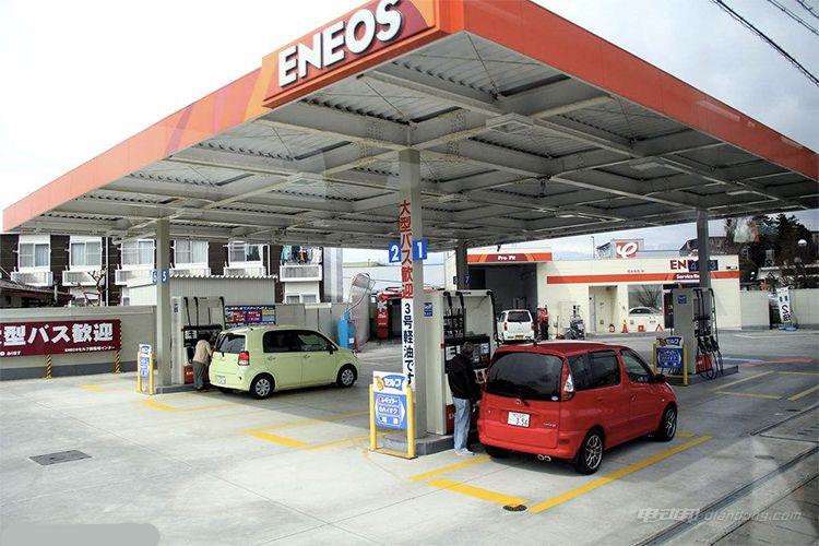 日本加油站