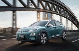 现代纯电动SUV Kona Electric官图发布 将于日内瓦车展亮相