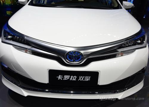 丰田卡罗拉混合动力汽车介绍