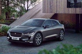 捷豹I-PACE官图发布 这款纯电动SUV未来将在国内进口销售
