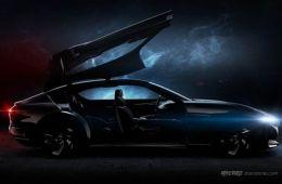 正道新概念车预告图发布 日内瓦车展将亮相