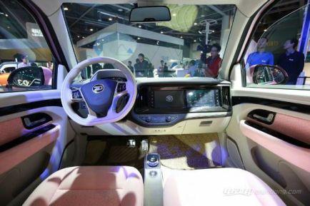 知豆D3电动汽车报价,知豆D3电动汽车车型介绍