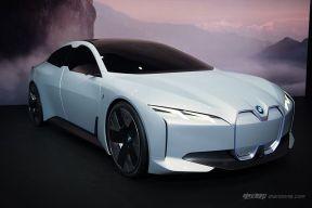 宝马电动战略:到2025年推出i4在内的至少25款电动车