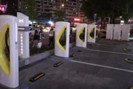 广州建成国产首座超级充电站 来自智充红点设计团队