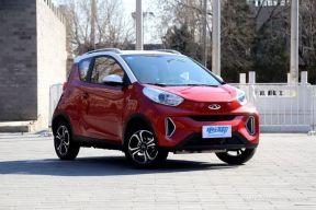 奇瑞eQ1提供试乘试驾 购车优惠9.95万