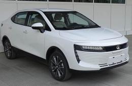 更换名字及logo 长城纯电动SUV最新申报图