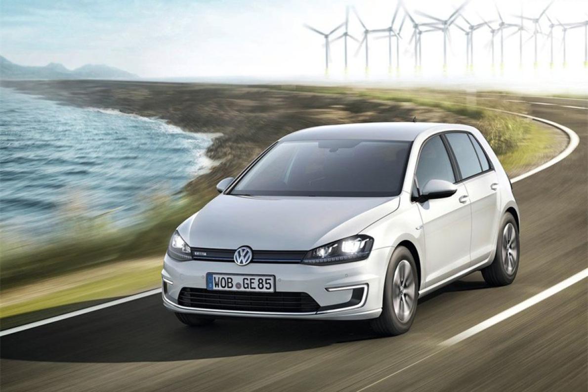 大众国内首款新能源车 e-Golf 正式上市公布售价!