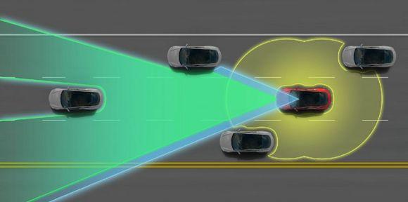 特斯拉Autopilot技术分析:为何不能100%识别静止障碍物?
