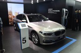 全新一代宝马530Le月末上市 预售53万