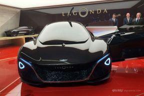 阿斯顿·马丁将于2021年推出电动Lagonda