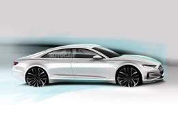 奥迪将推出A9 e-Tron大型电动豪华轿车