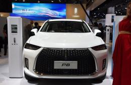 憋久了放个大招 WEY将推5款新能源SUV,首款P8三月底上市