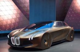 定个小目标 宝马公布最新电动车计划