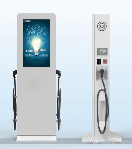 充电桩一般提供常规充电和快速充电两种充电方式,人们可以使用特定的