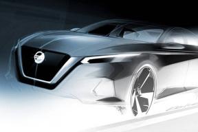 搭载日产最新的ProPILOT自动驾驶技术 新一代天籁3月28日将首发