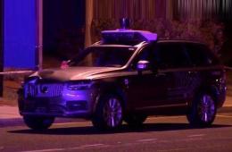 新证据!Uber 自动驾驶车辆事故图解分析