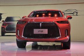 WEY P8将于4月25日北京车展正式上市