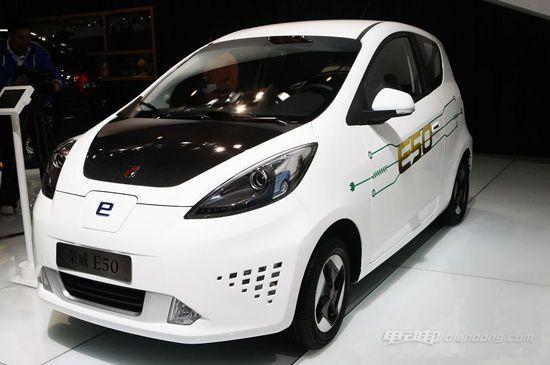 性价比高的新能源汽车推荐:荣威e50