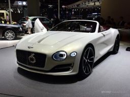 宾利:2025年将要实现电动化 EV车型将全新打造