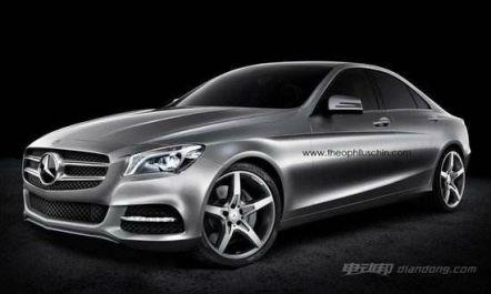 奔驰C级(进口)新能源汽车怎么样?奔驰混动版C级车型介绍