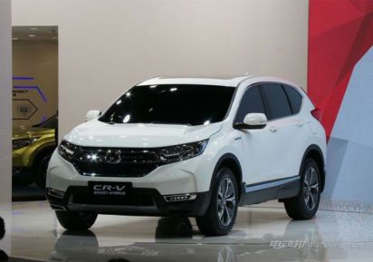 本田CR-V锐·混动新能源汽车怎么样?本田CR-V锐·混动新能源汽车介绍
