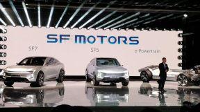 SF Motors在美国硅谷举办发布会 两款创新力爆棚的SUV正式亮相