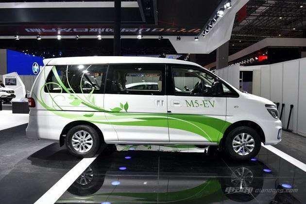 东风风行菱智m5 ev新能源汽车怎么样?菱智m5 ev新能源