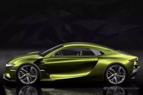 DS E-Tense新能源汽车怎么样?DS E-Tense车型介绍