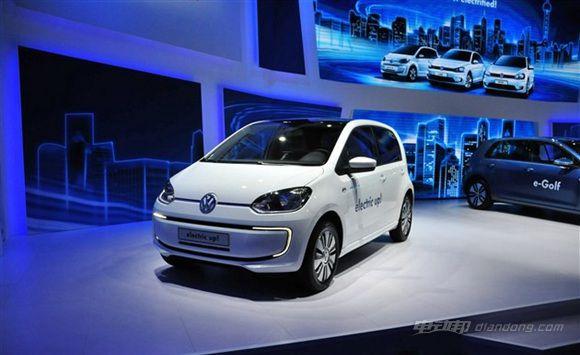 大众e-up!新能源汽车怎么样?大众e-up车型推荐