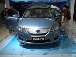 比亚迪e6电动汽车价格及图片,比亚迪e6电动汽车车型介绍