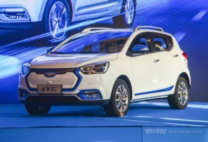 江淮iEV7S新能源汽车怎么样?江淮iEV7S车型介绍