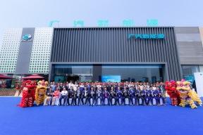 为什么这家新店叫广汽新能源广州第一体验中心?