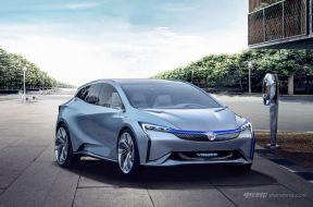 别克将推全新纯电动及插电式混动车 命名VELITE 6