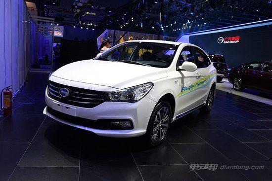 5-10万元销量最好的车:广汽新能源 GA3S