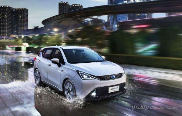 廣汽新能源 GE3車型介紹——外觀