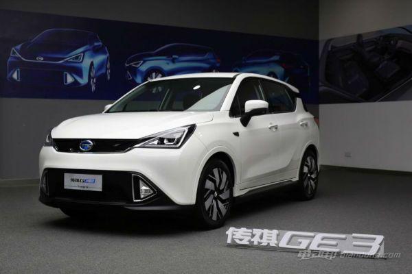 廣汽新能源 GE3車型介紹——內飾