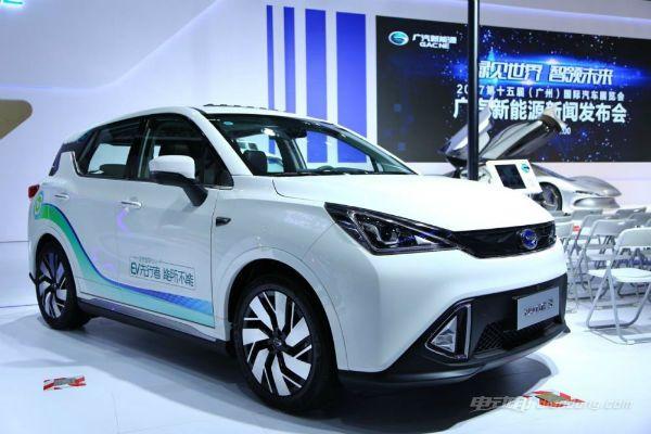 廣汽新能源 GE3車型介紹——口碑