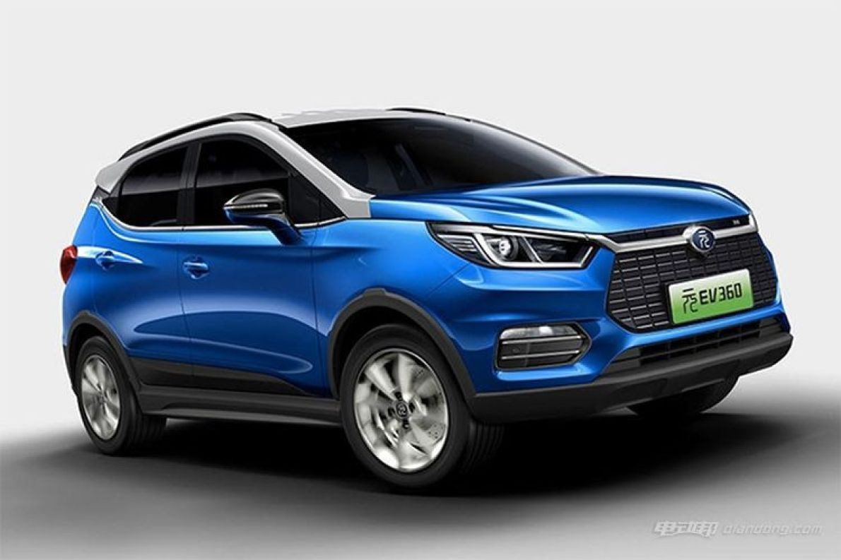 综合续航305公里的比亚迪元EV 360将于北京车展上市