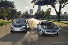 宝马:未来i3和i8或将不会有换代车型