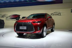 WEY旗下首款新能源车型WEY P8将于北京车展上市