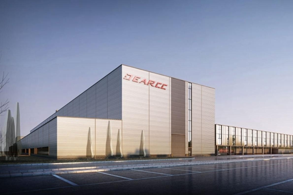 产量可达18万辆 电咖绍兴基地开工建设