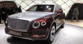 宾利首款新能源汽车,添越混合动力配置参数