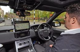 捷豹路虎与福特等公司开发应急预警系统