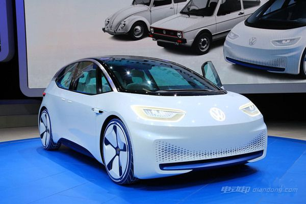 大众新能源汽车车型推荐:I.D. 1