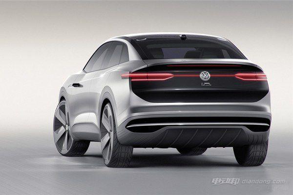 大众新能源汽车车型推荐:I.D. CROZZ