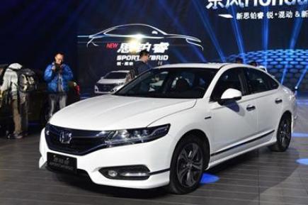本田新能源汽车有哪些,本田新能源汽车车型推荐