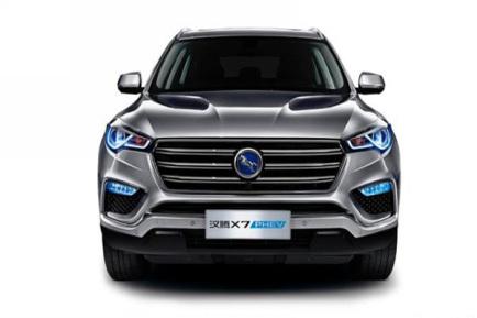 推荐家用的汉腾新能源汽车,首选汉腾X7PHEV