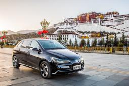 邦老师在青藏高原试驾了腾势500 它居然……
